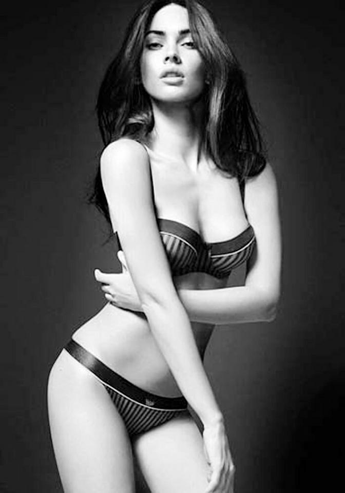 Megan Fox dla marki Armani