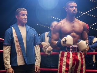 "Michael B. Jordan jako Adonis Creed w filmie ""Creed II""."