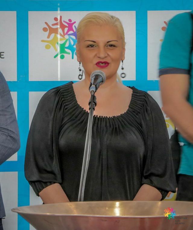 Ivana Jovanovic predsednica Sportskih igara mladih Srbije