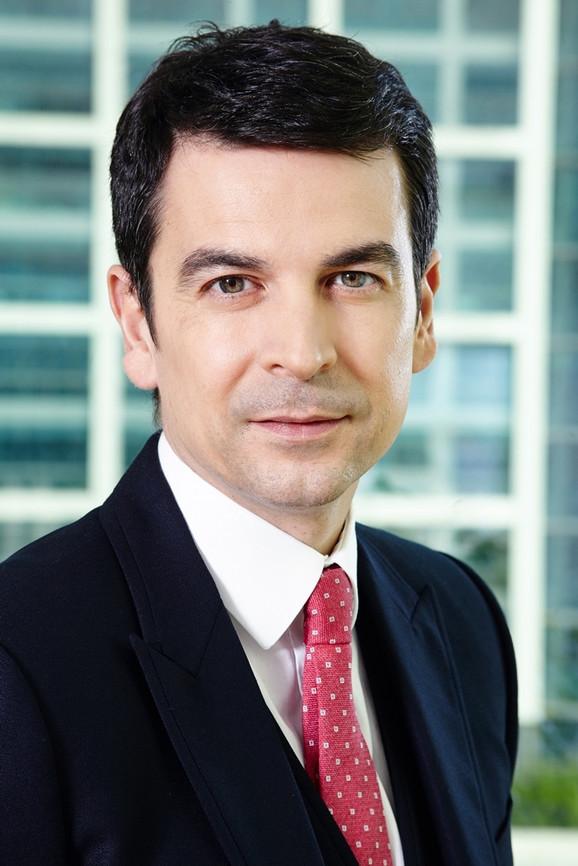 Darko Popović, član IO Banke Inteza