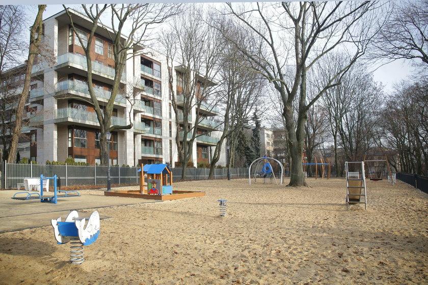 Park Sienkiewicza po remoncie