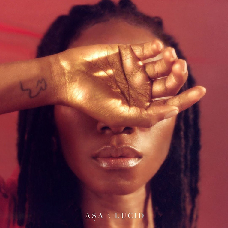 Asa to release her new album, 'Lucid.' (Rue11)