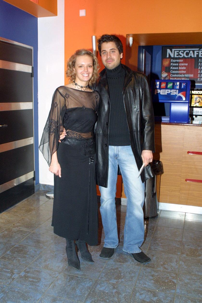 Anna Wendzikowska i Jakub Sićko