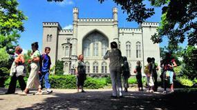 Pałac darowany narodowi