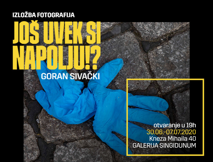 Izložba Goran Sivački