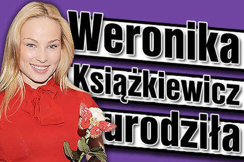 Książkiewicz urodziła syna!