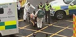 Atak nożownika w hotelu. Wiele osób rannych