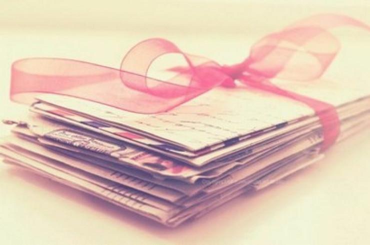 ljubavno pismo