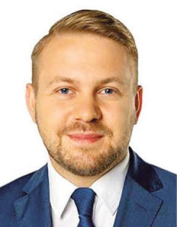 Jacek Ozdoba wiceminister klimatu