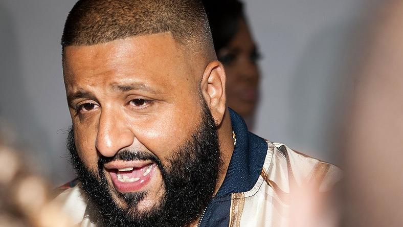 DJ Khaled loves cocoa butter so much he made his own