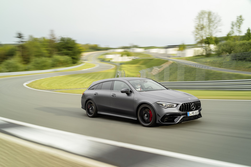Mercedes AMG CLA 45 4 Matic
