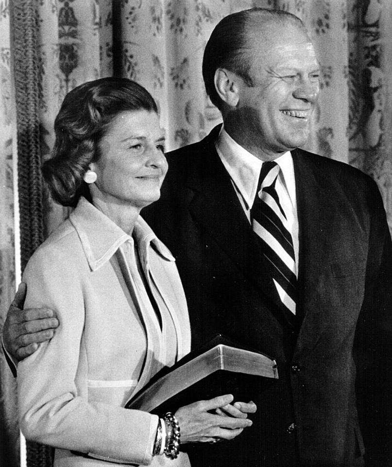 Pierwsze damy USA: Betty Ford
