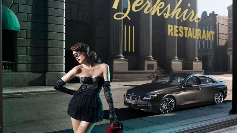 Zdjęcia powstały specjalnie na targi Paris Photo, które odbywają się w Los Angeles. W siedzibie wytwórni Paramount Pictures pojawi się też egzemplarz BMW M1 z 1979 roku, pomalowany przez Andiego Warhola.