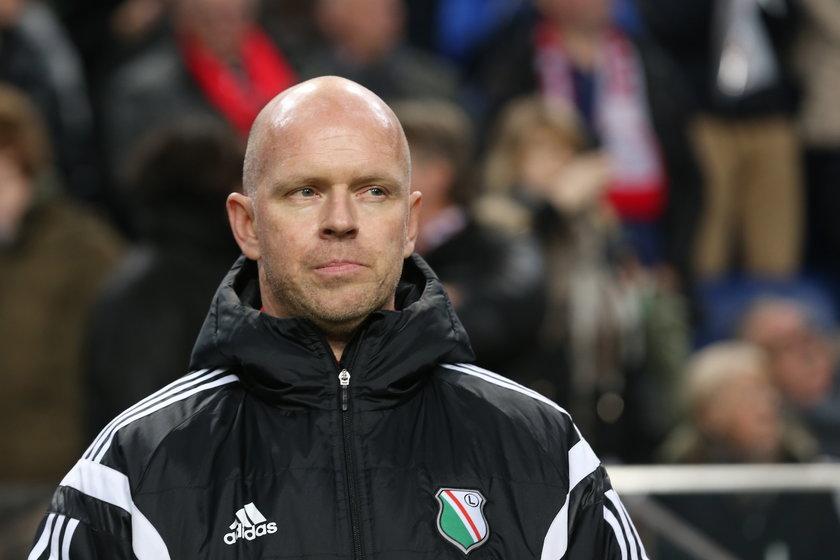 Henning Berg załamany po meczu, wszystko przez transfer Radovicia!
