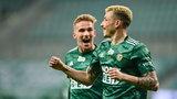 Ekstraklasa: dwie różne połowy, Śląsk z Lechią na remis