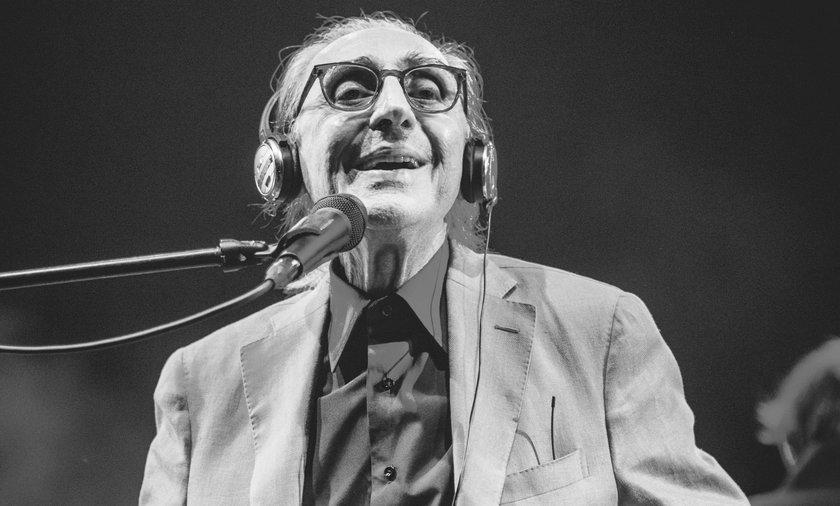 Franco Battiato nie żyje. Uczestnik Eurowizji 1984 zmarł we wtorek 18 maja