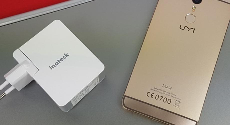 Gadget der Woche: USB-Typ-C-Lader für Laptop, Handy & Co.