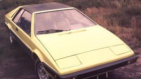 Między Giugiaro i Bertone - sportowy FSO 1300 coupe