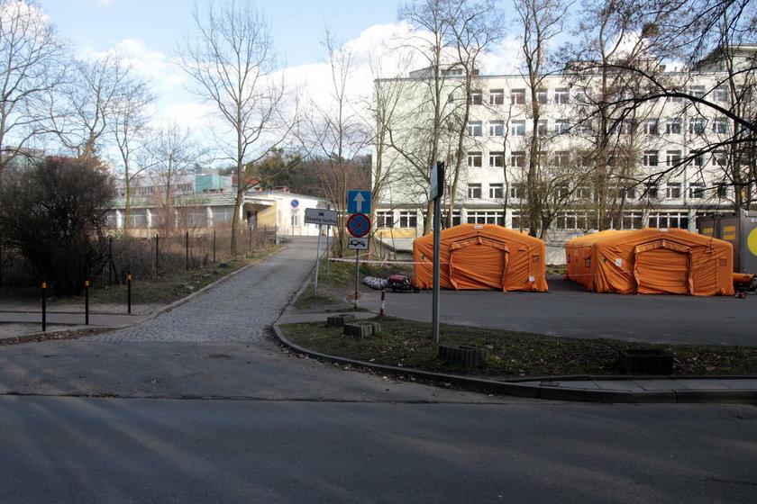 Izba przyjęć Pomorskiego Centrum Chorób Zakaźnych i Gruźlicy w Gdańsku jest nieczynna