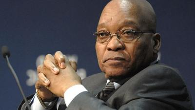 Ex-South Africa president Jacob Zuma turns himself in to begin 15-month jail time