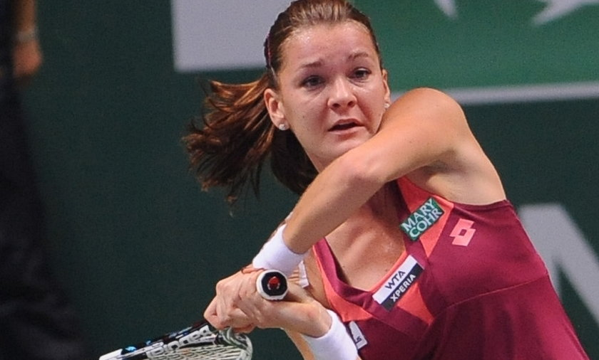Agnieszka Radwańska vs. Maria Sharapova