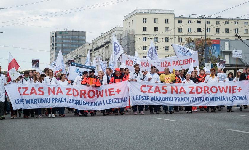 Czy czekają nas strajki w szpitalach?