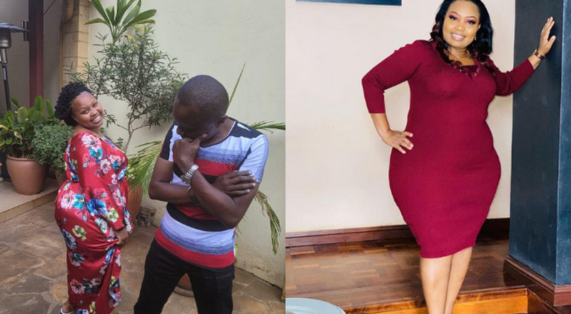 Baraka zingine huezi ficha- Senator Omanga on why she likes flaunting her curvaceous body on the gram