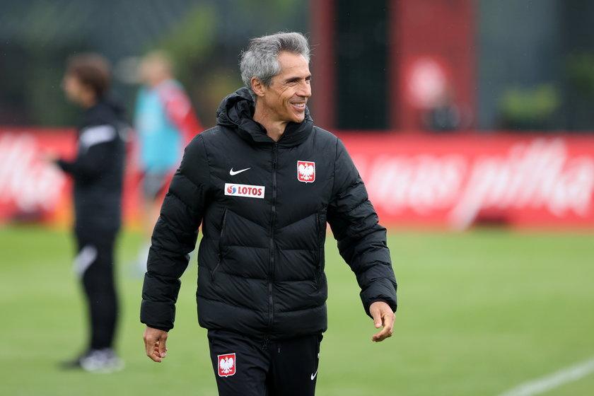 Paulo Sousa, trener reprezentacji Polski