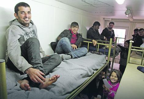 Srbija nema kapacitet da primi toliki broj migranata: Iz jednog od kampova