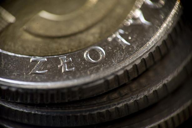 Moneta pięciozłotowa