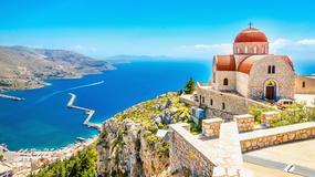 Grecja zanotowała wzrost dochodów z turystyki