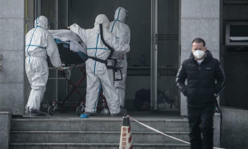 Anglia: dwie osoby z podejrzeniem zakażenia koronawirusem z Chin