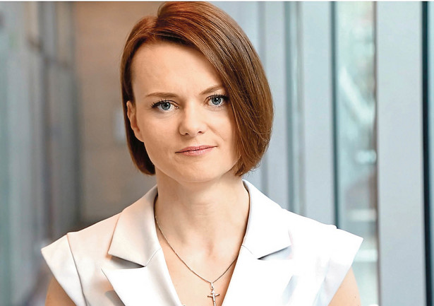 Jadwiga Emilewicz, minister rozwoju