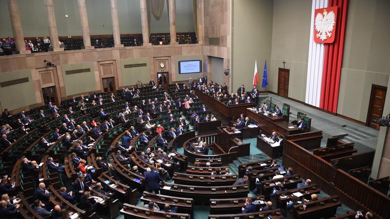 Trwa 49. posiedzenie Sejmu