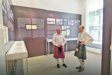 Šesnaest potomaka Elsi Inglis bili su specijalni gosti Valjeva, gde je otvorena izložba o toj škotskoj lekarki i humanitarki