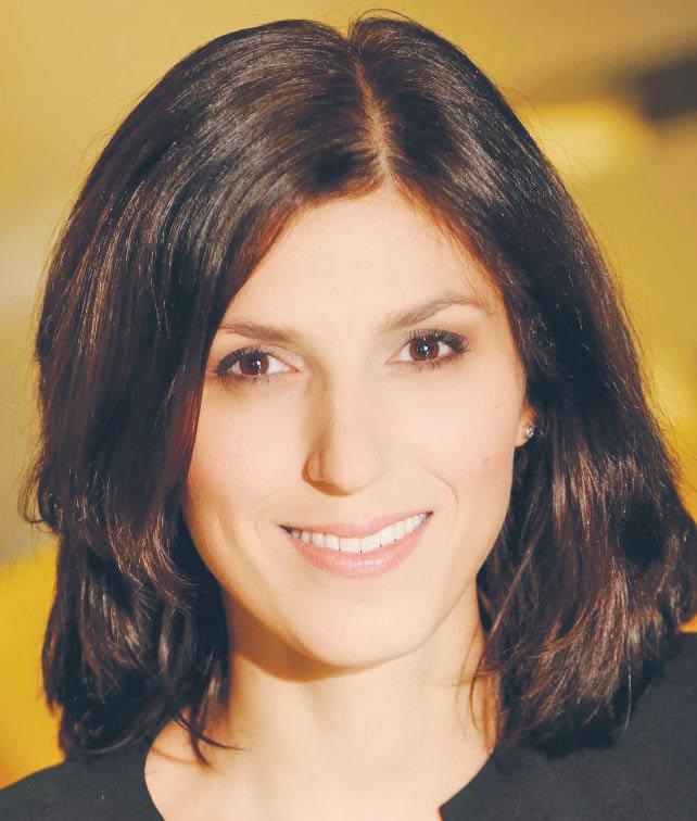 Izabela Rymanowska doradca podatkowy i menedżer w EY