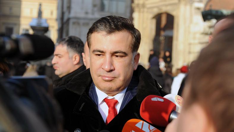 Saakaszwili: Gruzja nie może wpaść w łapy Rosji