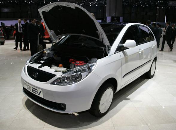 Tanie auto na prąd przyjedzie z Indii