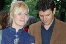 Ana Sofrenović i Dragan Mićanović