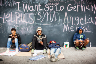 Niemcy: Merkel zapowiada szybkie odsyłanie imigrantów do Tunezji