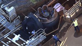 4 osoby zginęły w największym parku rozrywki w Australii