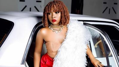Zuchu speaks on allegations of copy pasting Tanasha Donna's lyrics