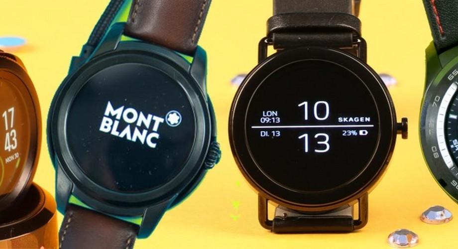 Vergleichstest: Smartwatches von 200 bis 2000 Euro