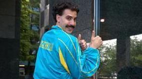 """""""Borat"""" znów najlepszy"""