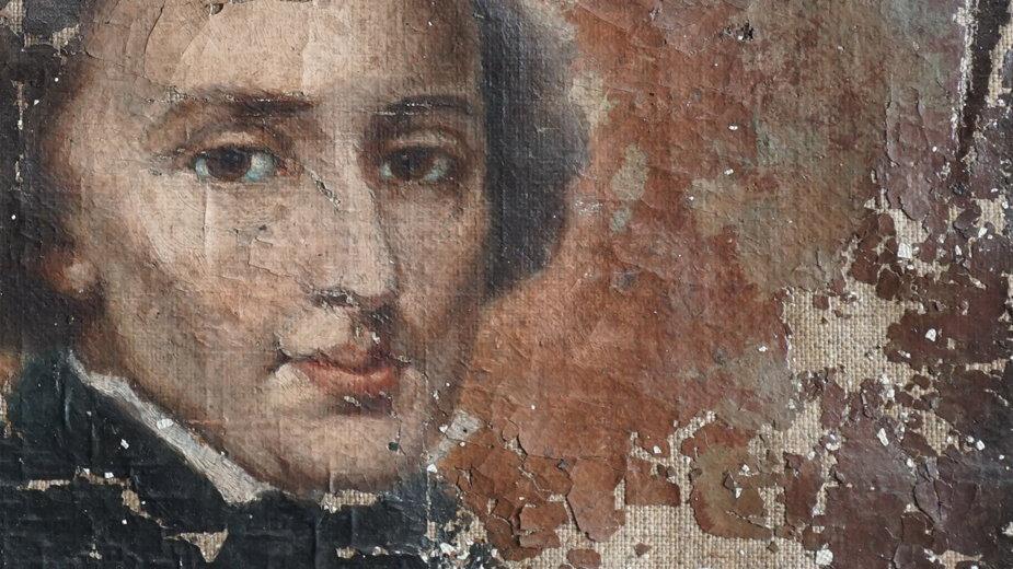 Kolekcjoner odkrył nieznany portret Fryderyka Chopina