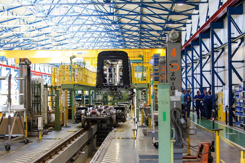 Metro dla Arabii Saudyjskiej musi różnić się od tego w Warszawie czy Paryżu ze względu na panujący tam klimat. W Metropolis montowane są układy klimatyzacji o zwiększonej mocy.