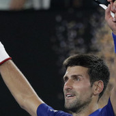 ŠMEKER IZ SRBIJE Evo šta je Novak Đoković poručio narednom rivalu i tako ODUŠEVIO publiku u Melburnu /VIDEO/