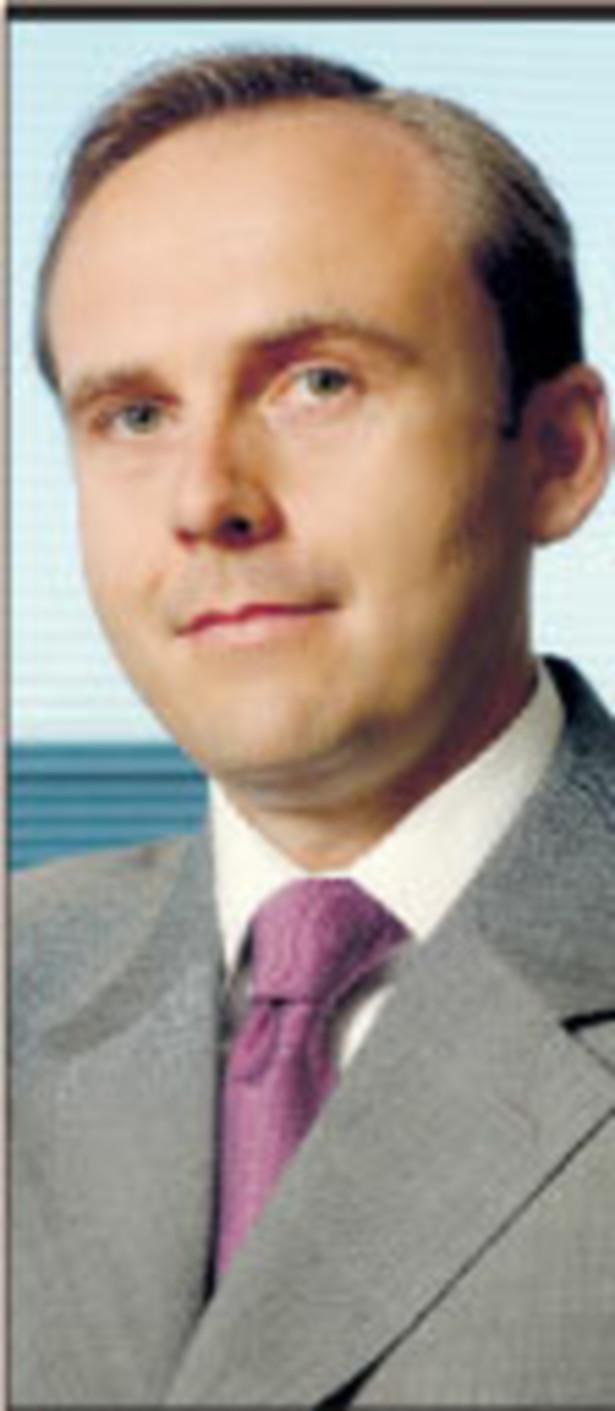 Hubert Jądrzyk, partner PricewaterhouseCoopers