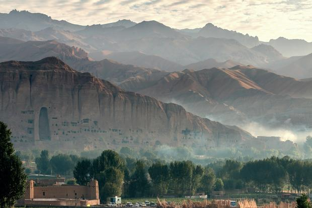 Dolina Bamian, Afganistan