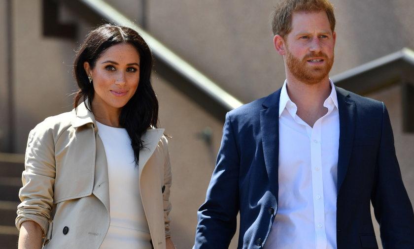 Meghan Markle i Harry chcą spotkać się z Elżbietą II. Złożyli jej propozycję